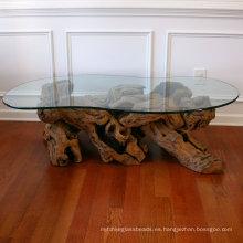 Proveedor de cristal que proporciona los paneles de cristal, vidrio para la mesa de centro