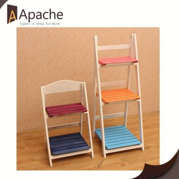 Reasonable & acceptable price factory directly wooden cosmetic shop display furniture