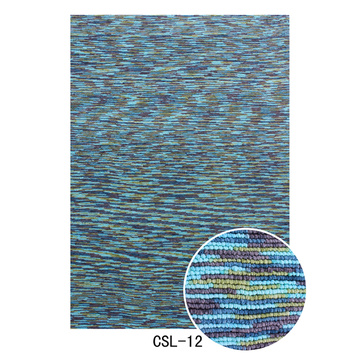 Thảm Hooked Space Dyed Carpet
