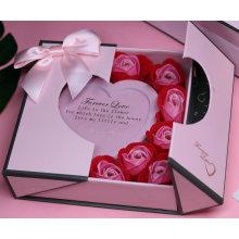 Коробка для подарков на День святого Валентина, косметическая коробка для духов