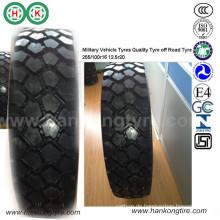 255 / 100r16 Militärfahrzeug Reifen Qualität Reifen weg von Straßen-Reifen