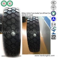 255/100r16 Military Vehicle Tyres Quality Tyre off Road Tyre