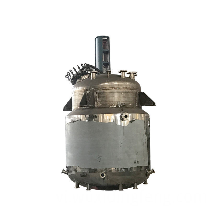 Stainless Steel Chemical Mixing Reactor kettle