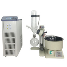 CBD purification  Vertical Vacuum Rotary Principle Of Evaporator