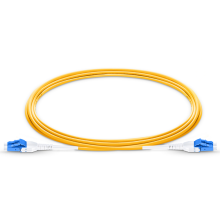 High Density SM LC-LC Unitboot Fiber Patch Cables