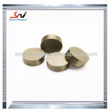 high energy customized Nickel plated smco magnet