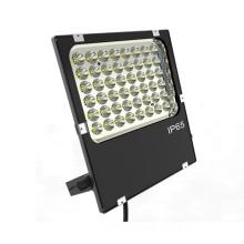 Lumières d'inondation de l'angle étroit 50w LED extérieures