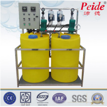 Chemical Dosing System in Water Treatment Plant