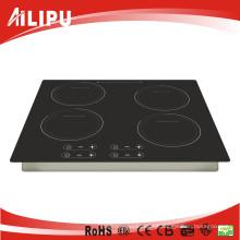 Cocina de inducción de cuatro quemadores modelo Sm-Fic01