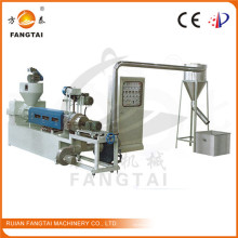 Ft-une machine de recyclage en plastique de refroidissement par le vent (CE)