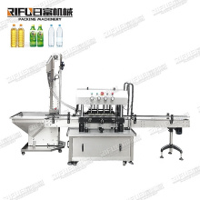 Automatic high speed detergent bottle water bottle capping Machine with good price for Manufacturing Plant