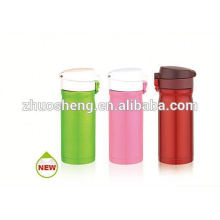 Newly Luxury Design Double-wall Insulated Bottle with easy drinking Lid Stainless Steel vacuum flask china