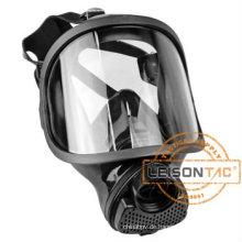 Militärische Gasmaske mit EN-Norm