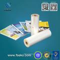 Película de laminación en caliente de 1 pulgada de núcleo para la prensa de impresión digital