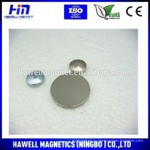 N35 Жесткий диск Ndfeb Магнит D40 * 20 мм