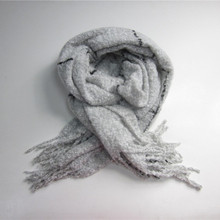 Nykomst Fashion Wrinkle Woven Scarf