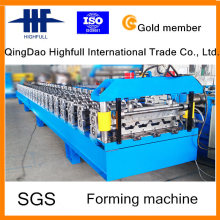 Glazed Roof Panel Steel Roll Forming Machine