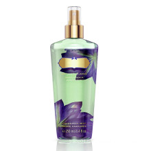 250ml Women Cosmestic Body Mist Perfume with Refreshing Scent