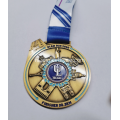 Custom School Running Sports Finisher-medaille