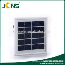 Mejor precio de panel solar policristalino en la línea de producción de paneles solares de fábrica de China