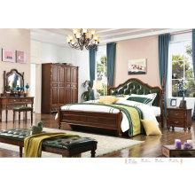 Alta calidad muebles de dormitorio de estilo de América (101)
