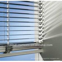 Stores à persiennes en aluminium à commande de cordon