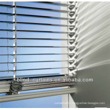 Cord control aluminum louver blinds