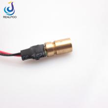 1mW 650nm adjustable red dot laser diode module