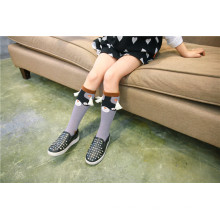 Необычные детские хлопковые носки