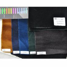 Ausverkauf Baumwolle Samt Stoff instock