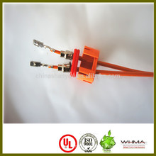 Automotive power battery switchboard wire cable assembly