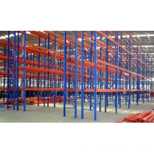 High Density Double Deep Pallet Racking