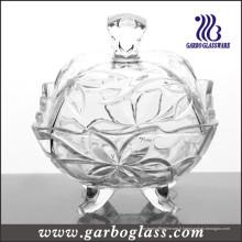 Clear Candy Jar en verre (GB1831SYC)