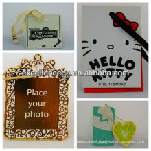 Excellent wholesale hang tags