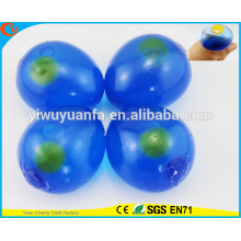 Hot Selling High Quality Single Yolk Blue Egg Splat Ball Toy