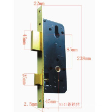 Rim Lock Body, Lock Body, Handle Lock Body Al-8045