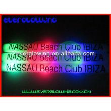 bâton en mousse néon luminescent pour concert vendre entier 2016