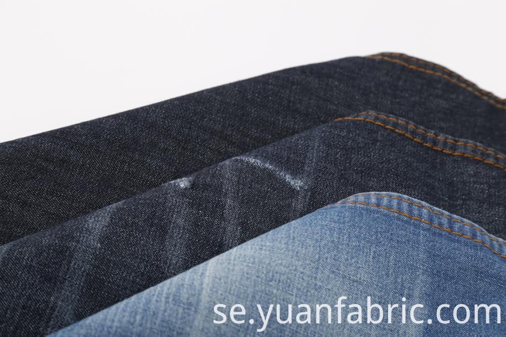 189high Quality Yarn Denim Fabric