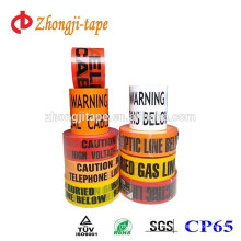 good yield strength non detectable underground warning tape