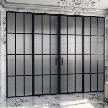 Seawin Tempered Glass Swinging bathroom Doors Frame Shower Pivot Door