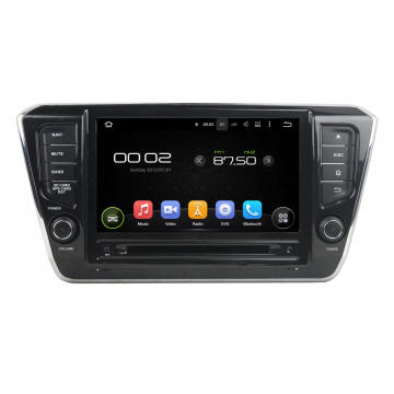 Fonction DAB Car Radio Player pour Superb 2015