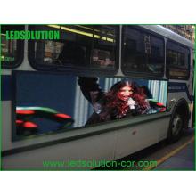 Affichage à LED polychrome extérieur P5 pour bus