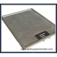 Küche / Commercial / Hotel / Restaurant / Rauch Baffle Aluminium Range Dunstabzugshaube Filter
