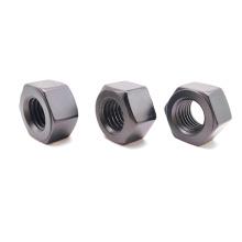 Tuercas DIN934 de acero inoxidable de grado 8.8 galvanizadas