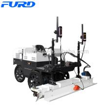Gute Qualität Honda Motor Sechs Räder Beton Laser Estrich Maschine