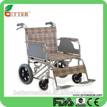 Foshan lightweight Aluminum wheelchair elderly care products