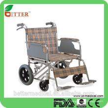Foshan lightweight Aluminium wheelchair produtos de cuidados para idosos