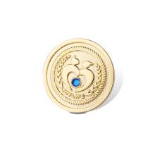 Insigne organisationnel d'or, épinglette faite sur commande (GZHY-LP-007)