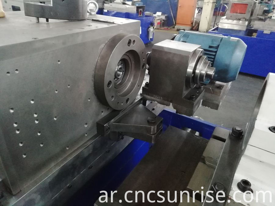 Auto Pump Shaft Grinding
