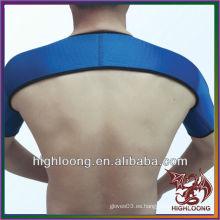 Turmalina y hombro magnético